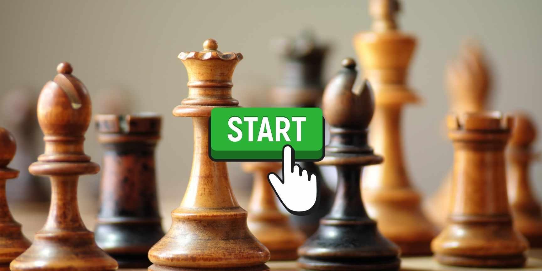 how to start chess betting