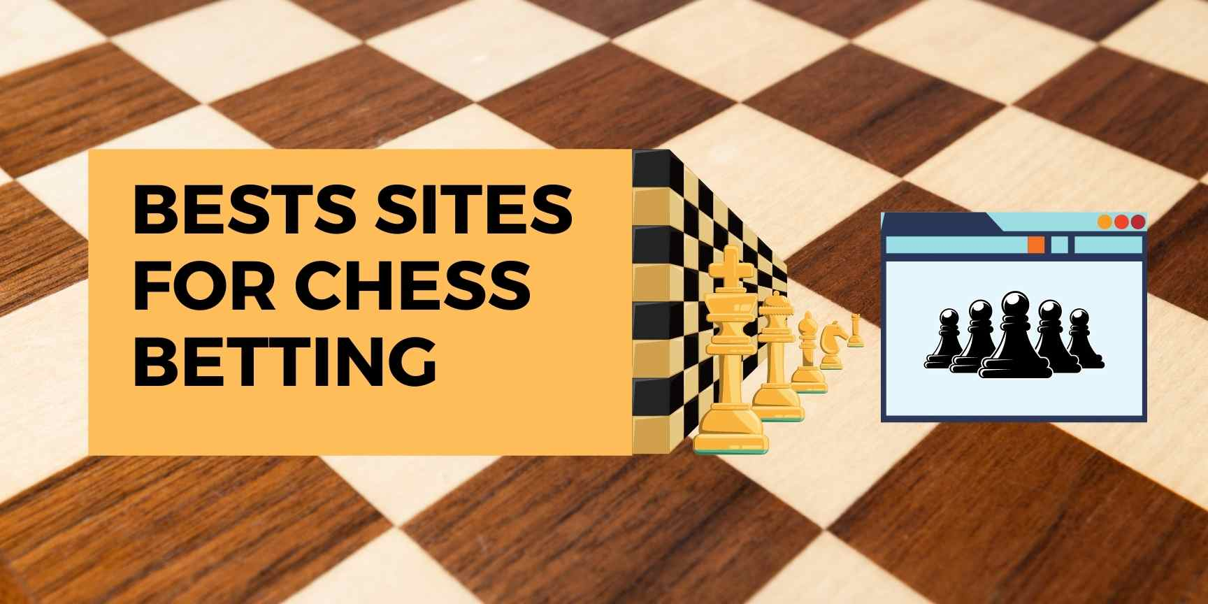 Which sites are the bests for chess betting? post thumbnail image
